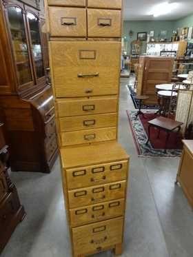 Oak flat file cabinet specimen chest on filing flat file oak flat file cabinet specimen chest on filing flat file cabinet and antique furniture malvernweather Choice Image