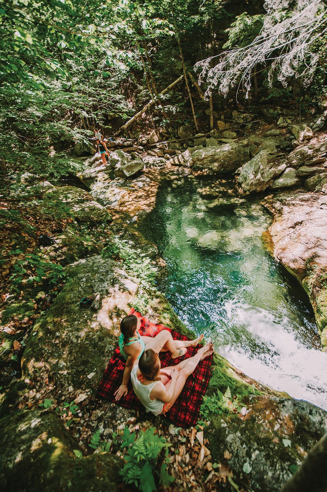 How to find maines 12 best swimming holes swimming