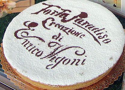 Torta paradiso dolce tipico di pavia lombardia for Dolce tipico romano
