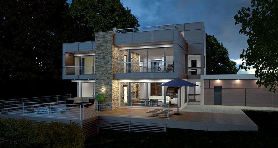 evoDOMUS   Custom designed ultra energy efficient prefab homes ...