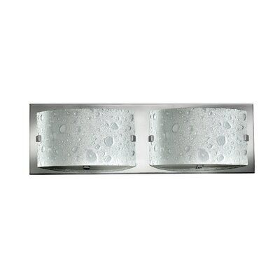 Photo of Daphne 2-Light Bath Bar Finish: chrome