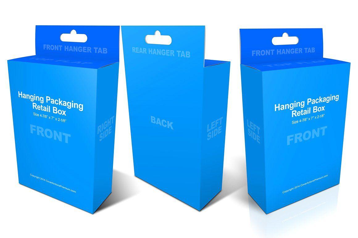 Download Peggable Retail Box Mockup Box Mockup Retail Box How To Use Photoshop