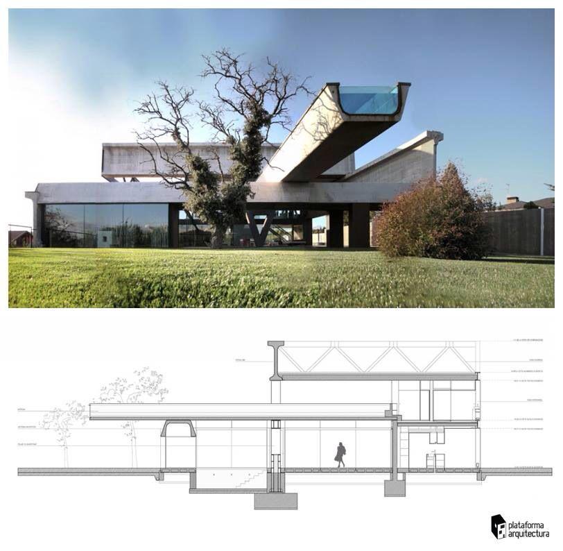 Casa Hemeroscopium / Ensamble Studio  http://www.plataformaarquitectura.cl/2010/04/23/casa-hemeroscopium-ensamble-studio/