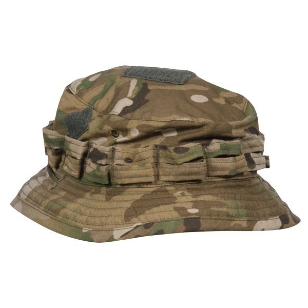Uf Pro Boonie Hat Multicam Uf Pro Boonie Hat Multicam Comfortable Boonie Hat From Uf Pro Thanks To Loops On The Hat Click For Further Informations Topi