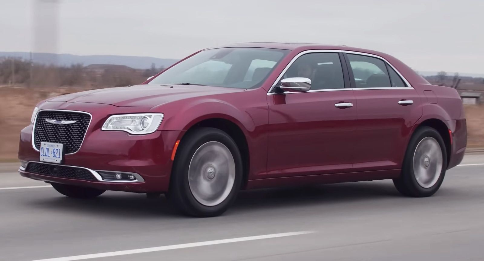 2020 Chrysler 300 So, How Does One Of America's Oldest