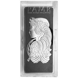 1 Kilo Pamp Suisse 999 Fine Silver Bar 32 15 Oz Fortuna With Images Silver Bars Fine Silver