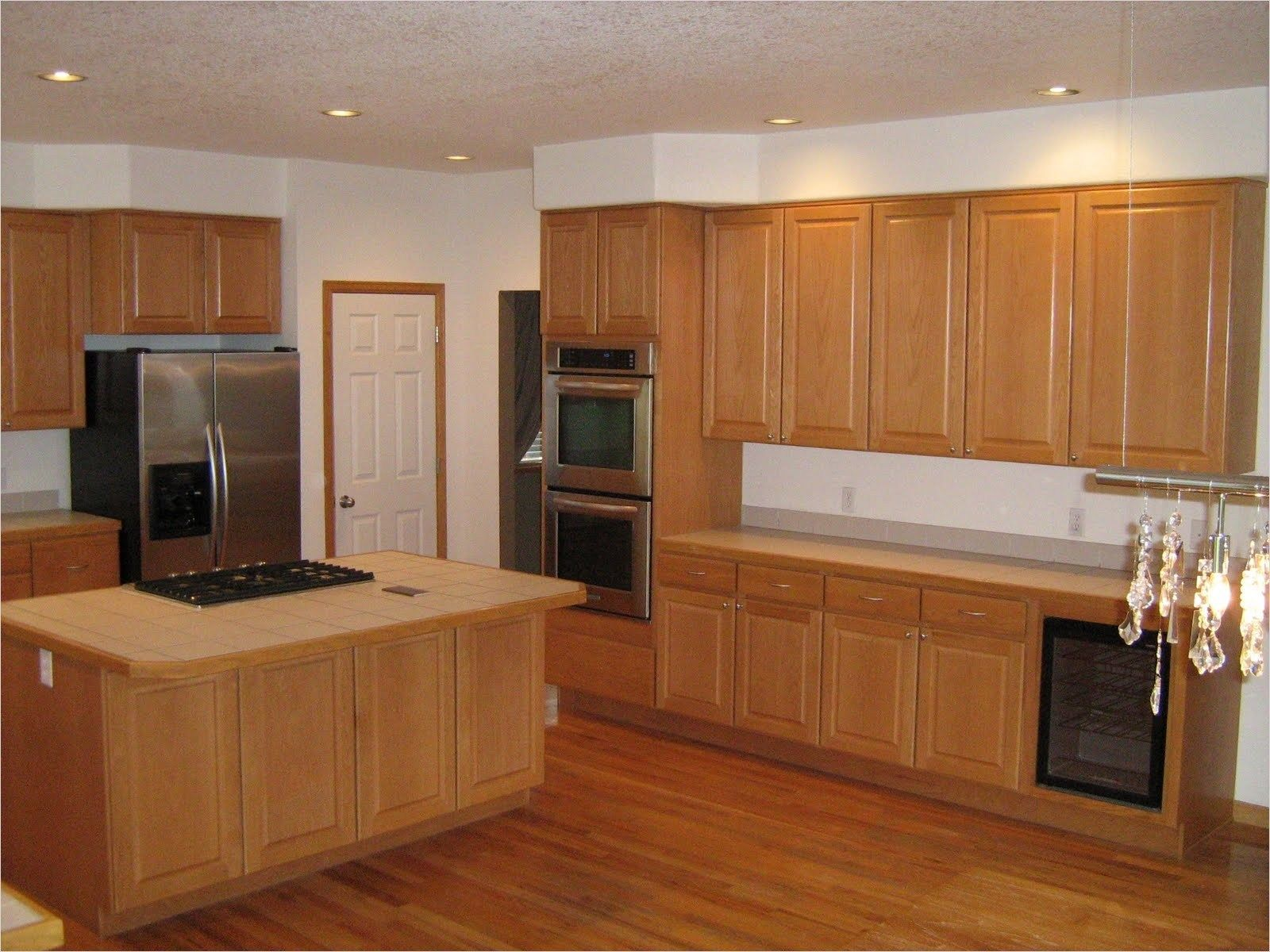 attractive kitchen with maple cabinets color ideas kitchen