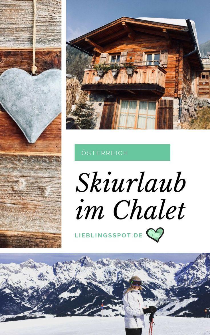 Hüttenzauber: Skiurlaub im Design-Chalet in Österreich! – LIEBLINGSSPOT