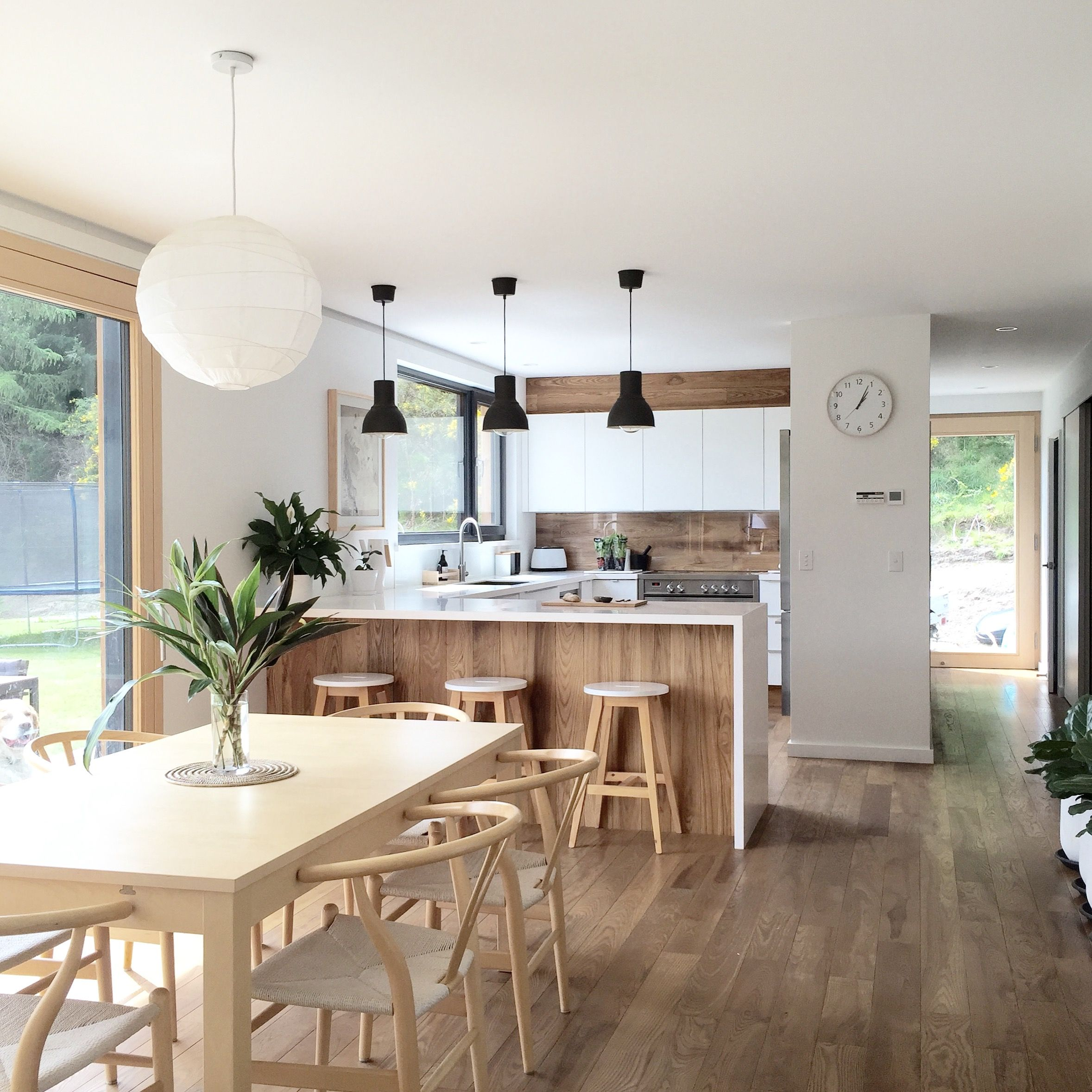Taramea Passive House - New Zealand  Interior design kitchen