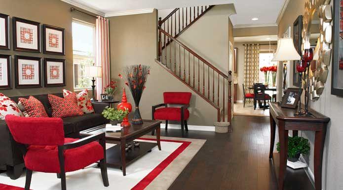 Richmond American Homes... Summerlin Nevada | Model home ...
