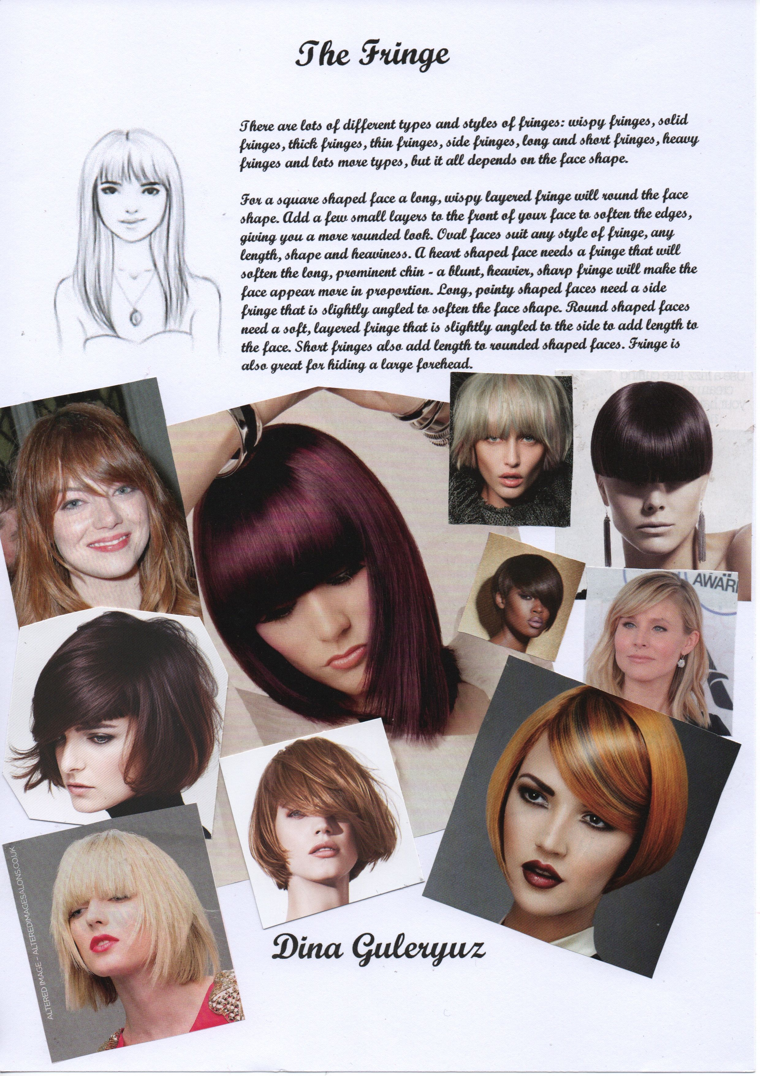 The fringe bangs hair pinterest bangs hair cuts and haircuts