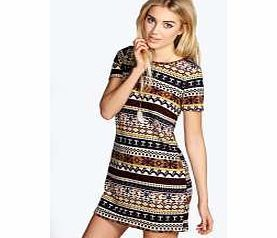 boohoo Eva Fairisle Brushed Knit Shift Dress - multi No off-duty wardrobe is complete without a casual day dress. Basic bodycon dresses are always a winner and casual cami dresses a key piece for pairing with a polo neck , giving you that effortless eve http://www.comparestoreprices.co.uk/dresses/boohoo-eva-fairisle-brushed-knit-shift-dress--multi.asp