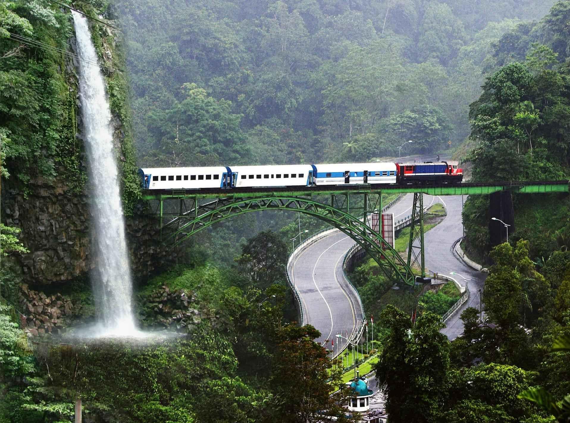 13 Tempat Wisata Di Sumatera Barat Yang Paling Asyik Untuk Di
