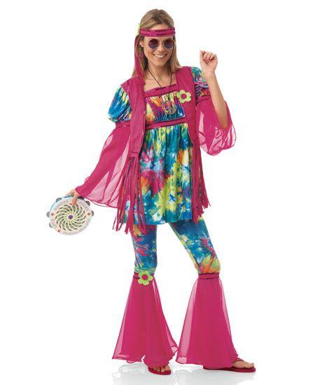 womens hippie chick costume - Chasing Fireflies Halloween costume