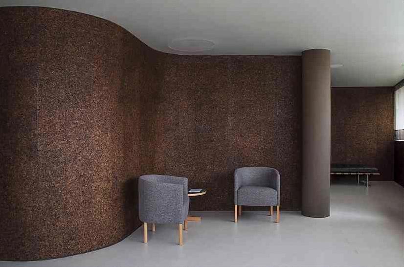Thermacork Expanded Cork Insulation Facade Eco Supply Cx9interior Dizajn Doma Dizajn Interera Interer