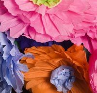 Paper flowers mi historia pinterest mexican clothing paper flowers mightylinksfo