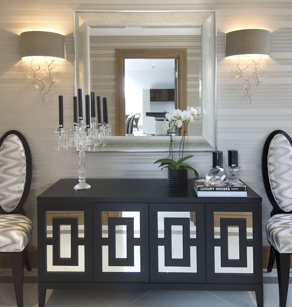 Beverly Foyer Mirror : Luxe ivory python mirror enjoy be inspired more