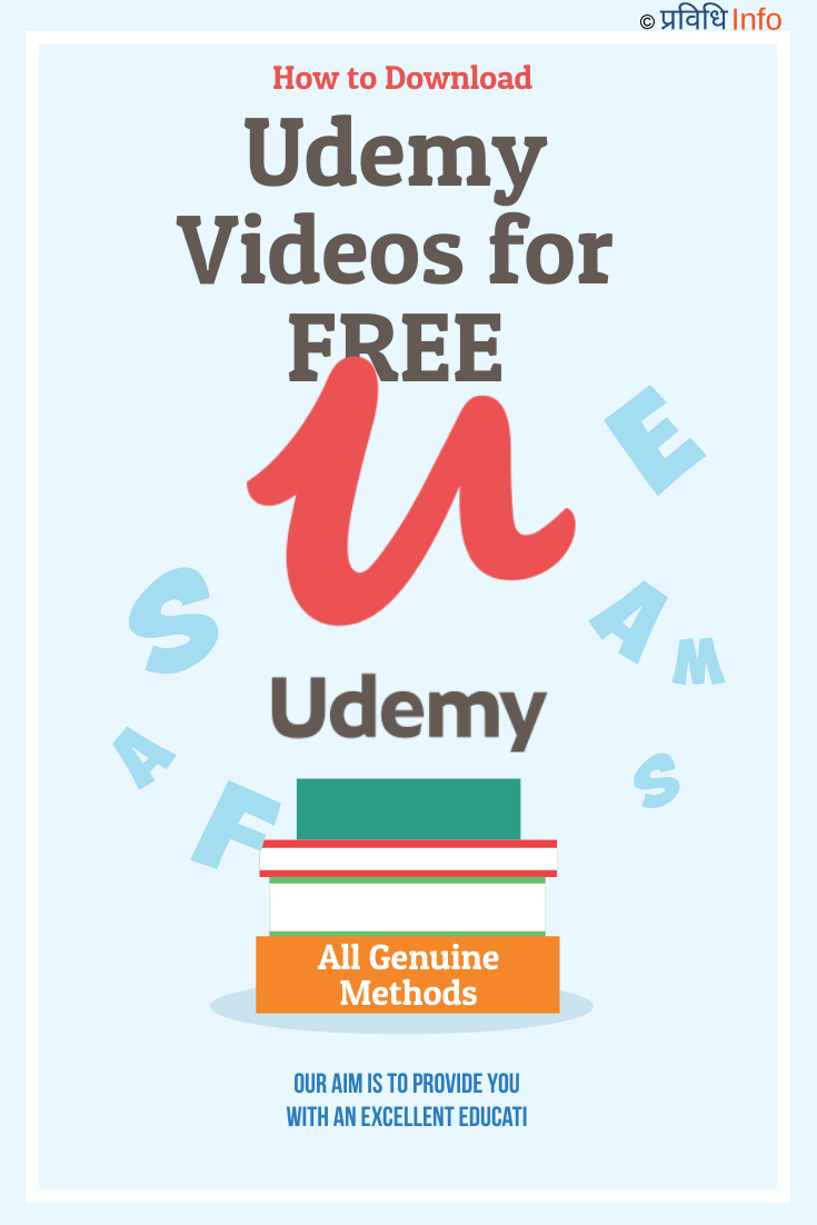 """This post """"How to download Udemy videos for free to PC or Mobile"""