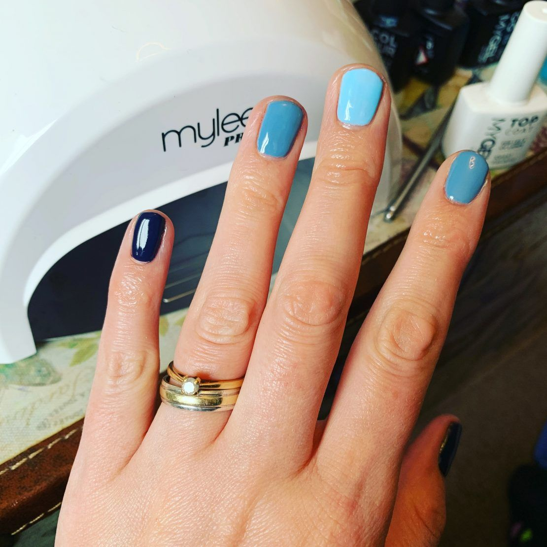 Gel Nails At Home With Mylee Complete Professional Gel Nail Kit In 2020 Gel Nail Kit Nail Kit Cute Gel Nails