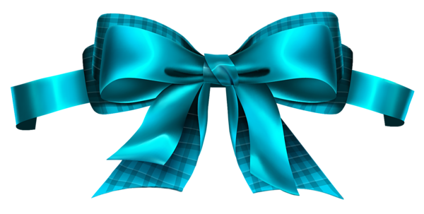 Blue Checkered Bow Png Clipart Picture Bows Clip Art Bow Clipart