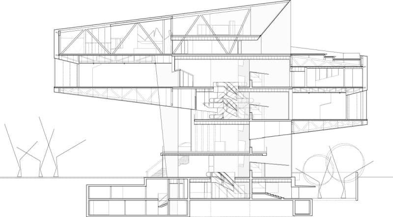 Estudio carme pin s sim n garc a caixaforum zaragoza arquitectura y dise o arquitectura - Estudio arquitectura zaragoza ...