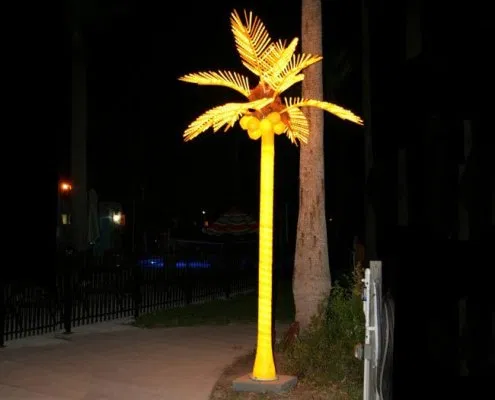 Pin On Led Palm Trees