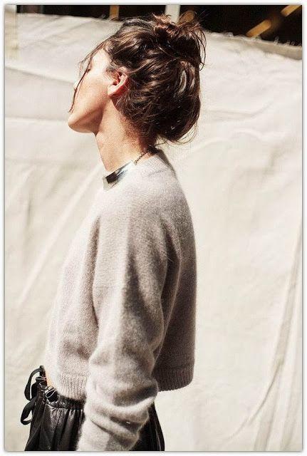 Art Symphony: Soft Mohair Sweaters