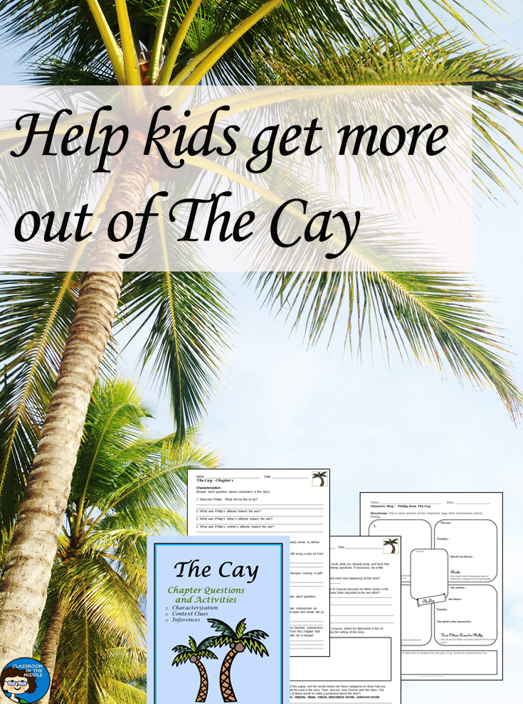 the cay study questions