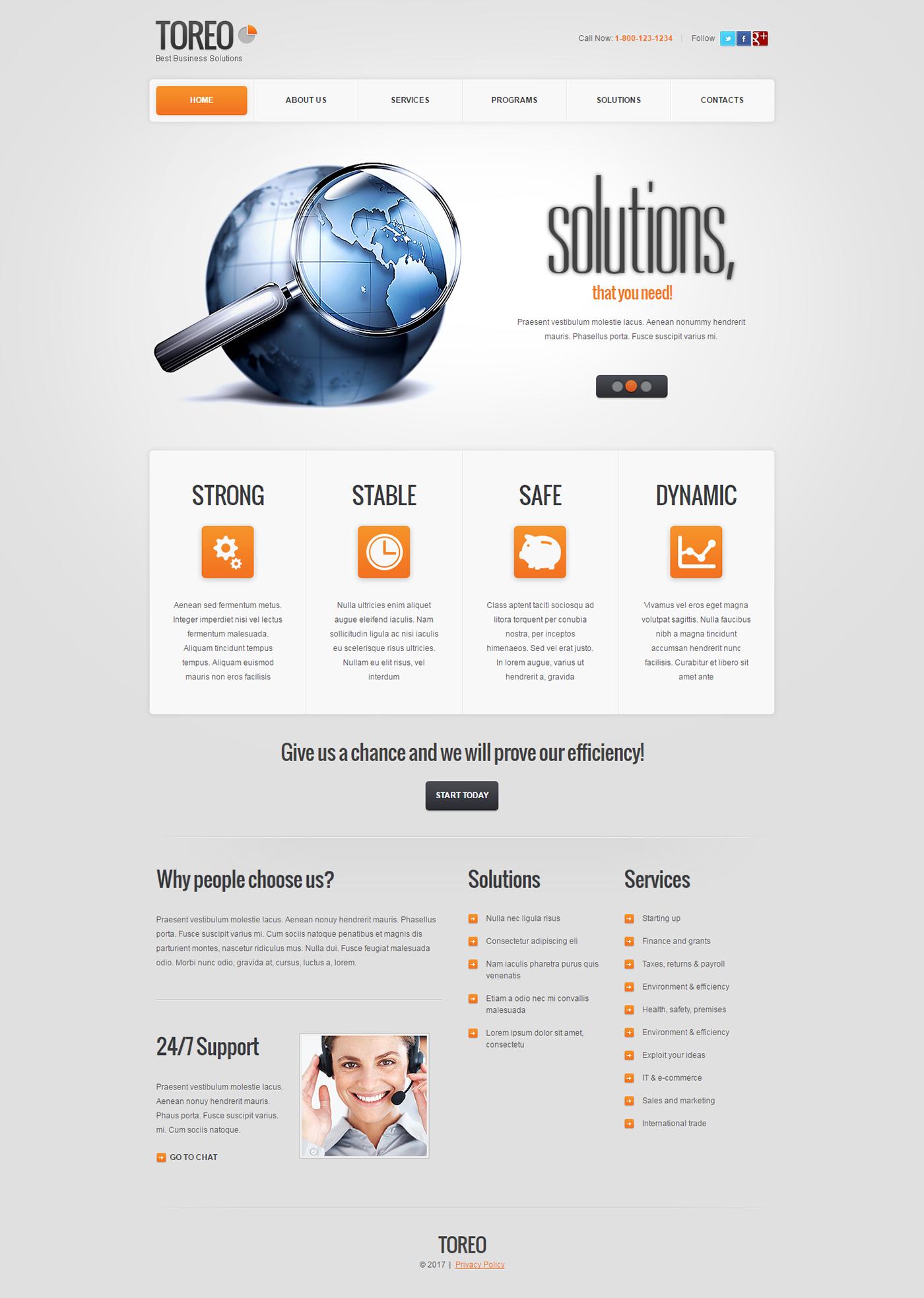 Consulting Drupal Theme Drupal Themes Pinterest