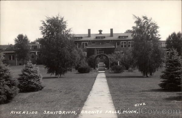 I Wish I Could Have Seen This Place Before It Was Demolished Riverside Sanitorium Granite Falls Mn Granite Falls Favorite Places Places