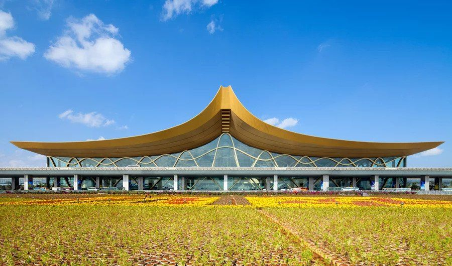 Kunming Changshui Airport Kunming, Airport design
