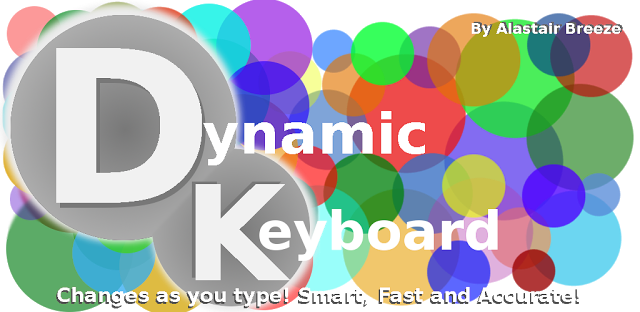 Dynamic Keyboard Pro v1.9.4 Keyboard, Android apps