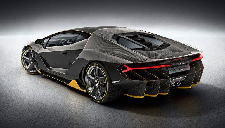 Lamborghini Centenario 10 Cutting Edge Cars From 2016