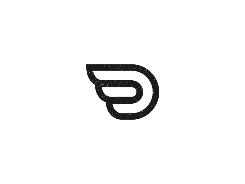 D Wing Logo Design Inspiration Logo Design Minimal Logo Design