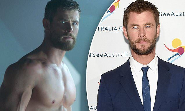 Chris Hemsworth is 'heavily exposed' with new fitness app