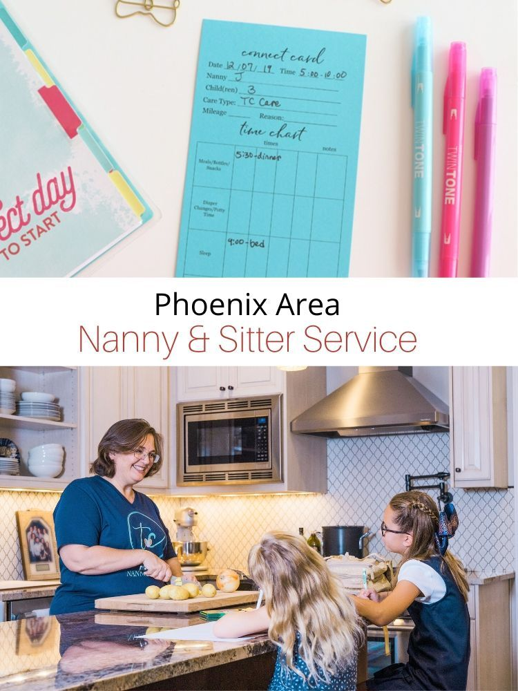 Nanny Service in Phoenix in 2020 (With images) Nanny