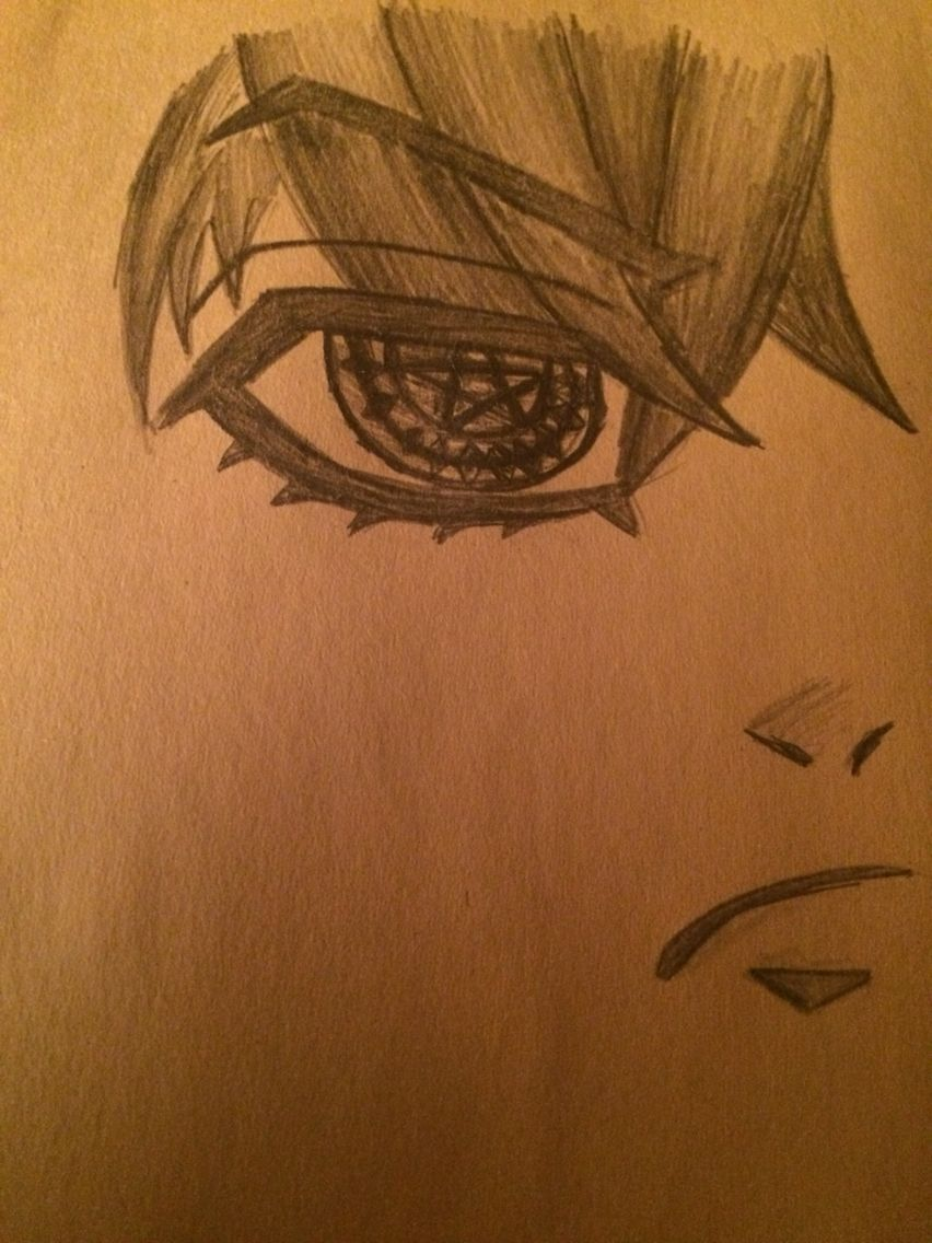 "Ciel Phantomhive: ""contracted into darkness"" drawn by me! Zelda Phantomhive! (@1hellovagamer)"