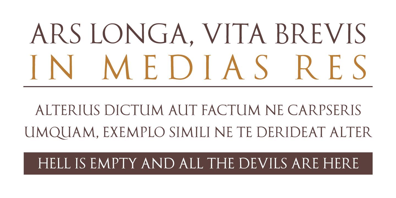 Cal Roman Capitals - Webfont & Desktop font « MyFonts | Type