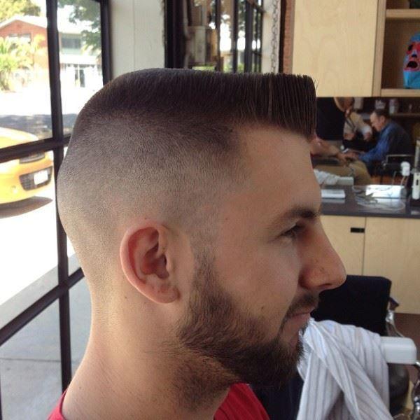 50 Moderne Flat Top Haarschnitte Fur Manner Versuchen Die 2017