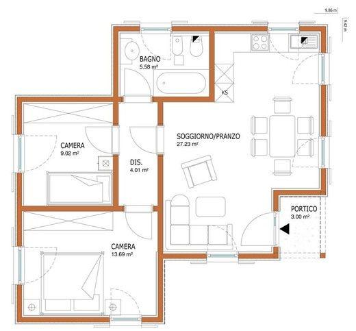 Wolf haus case prefabbricate comfort 74 architecture for Progetti di case filippine e planimetrie per piccole case