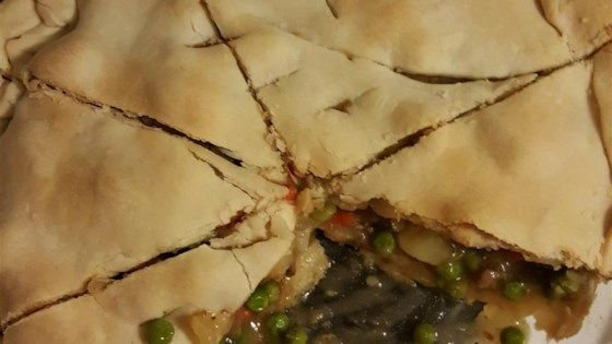 Beef Pot Pie III | Recipe in 2020 | Beef pot pies, Food ...