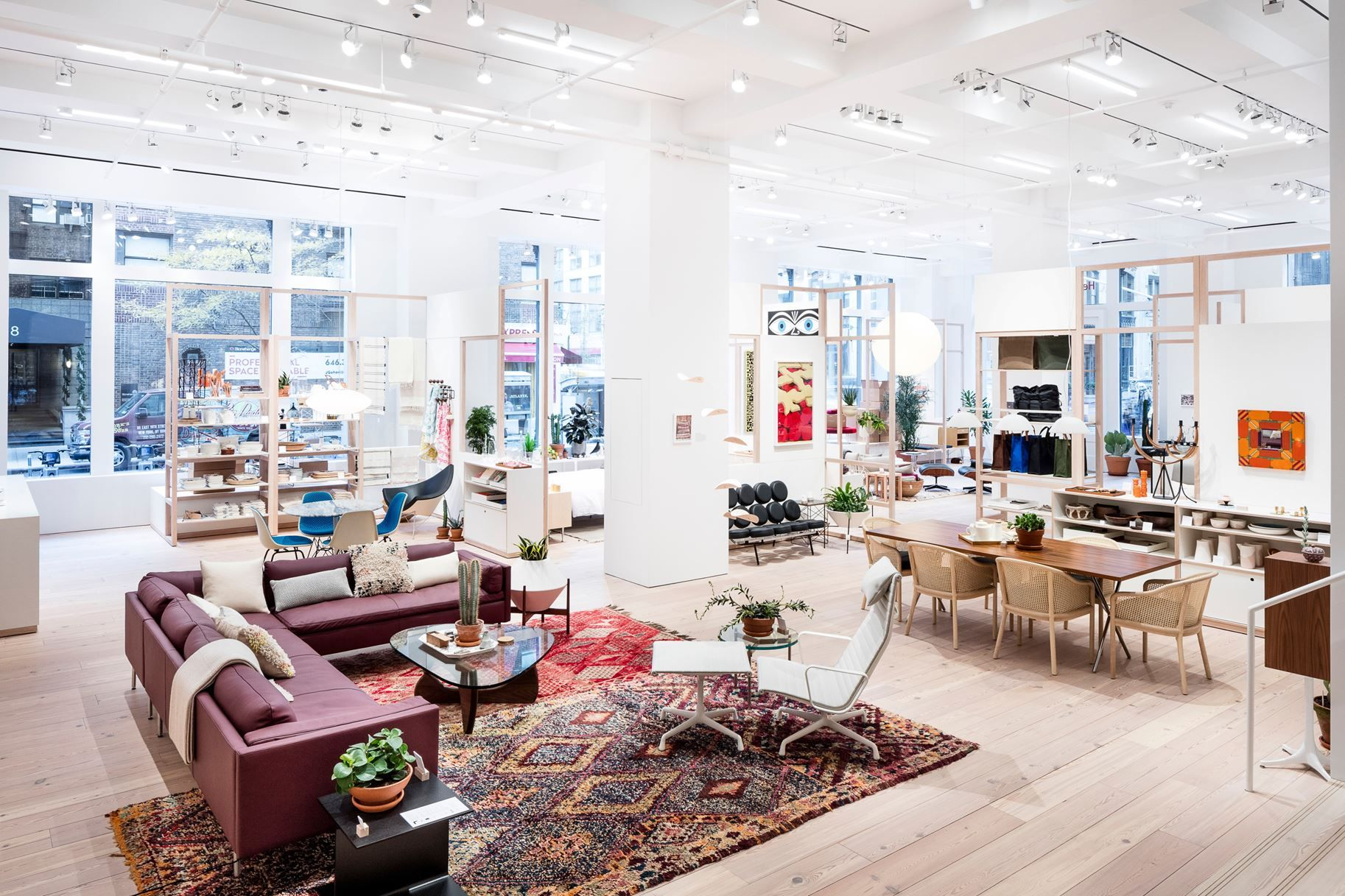 645fd3337f9 Herman Miller Flagship Store - Picture gallery
