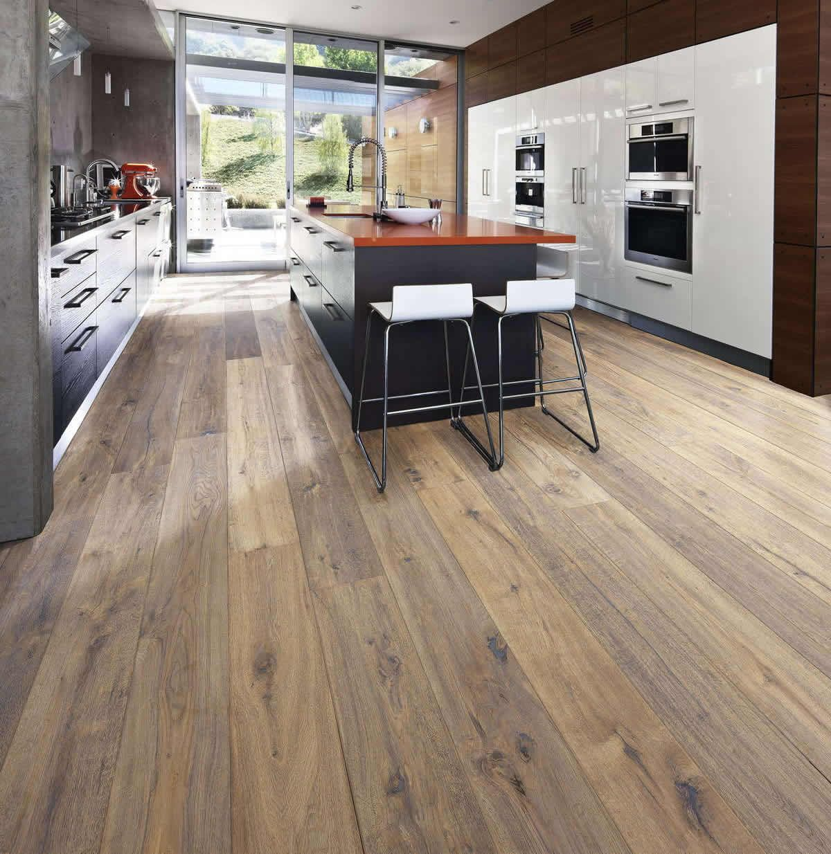 Engineered Wood Flooring Kitchen Kahrs Artisan Oak Concrete Engineered Wood Flooring Engineered