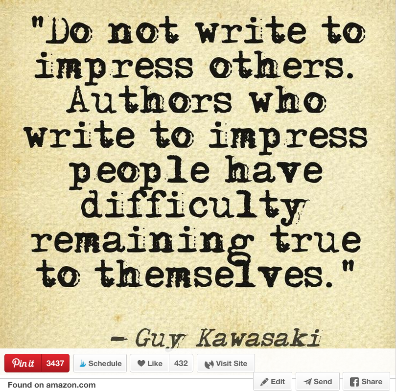 How Writers Can Use Pinterest