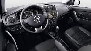 Dacia Sandero Stepway interior | Nice cars | Pinterest | Dacia ...