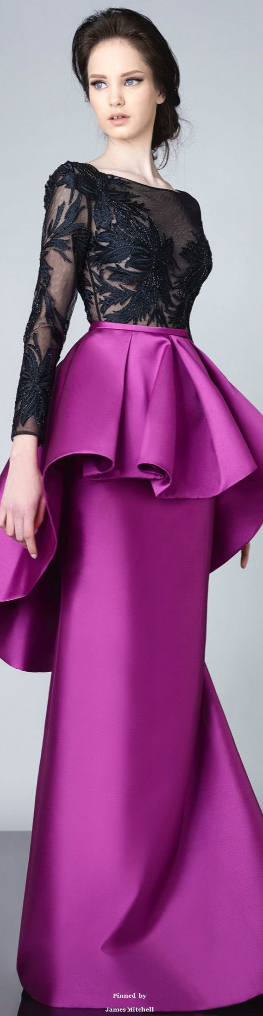 Edward Arsouni Fall-winter 2016-2017 | vestidos de noche | Pinterest ...