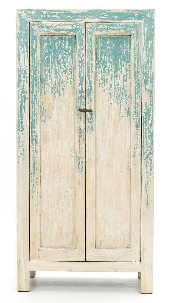 Pin de binal bhagat en loose furniture pinterest - Pintar armario de madera ...