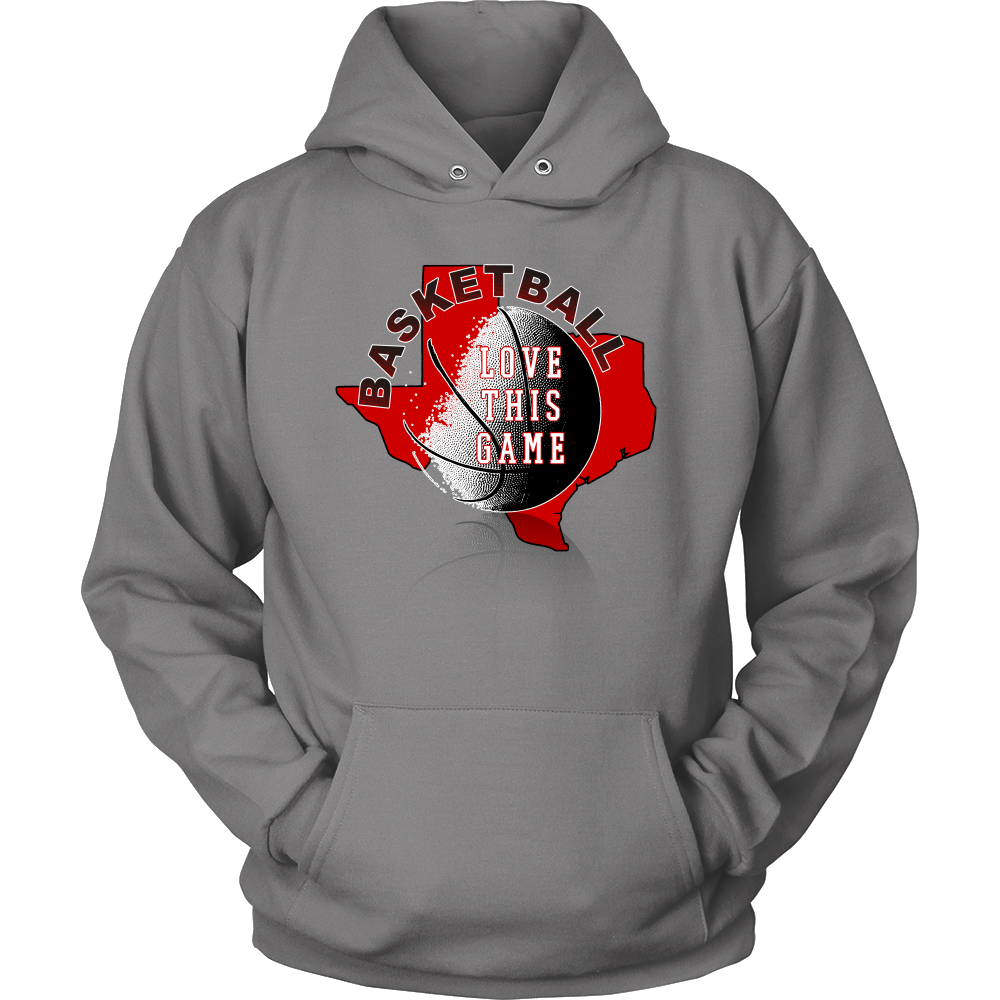 Texas Tech Basketball Love This Game Hoodie