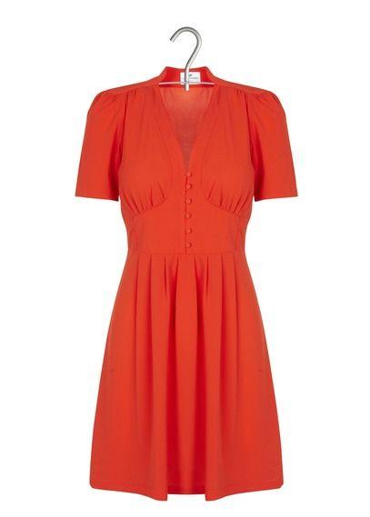 E-shop Loreak Mendian - Robe Décolleté Rouge Loreak Mendian pour femme sur Place des tendances Groupe Printemps. Retrouvez toute la collection Loreak Mendian pour femme.