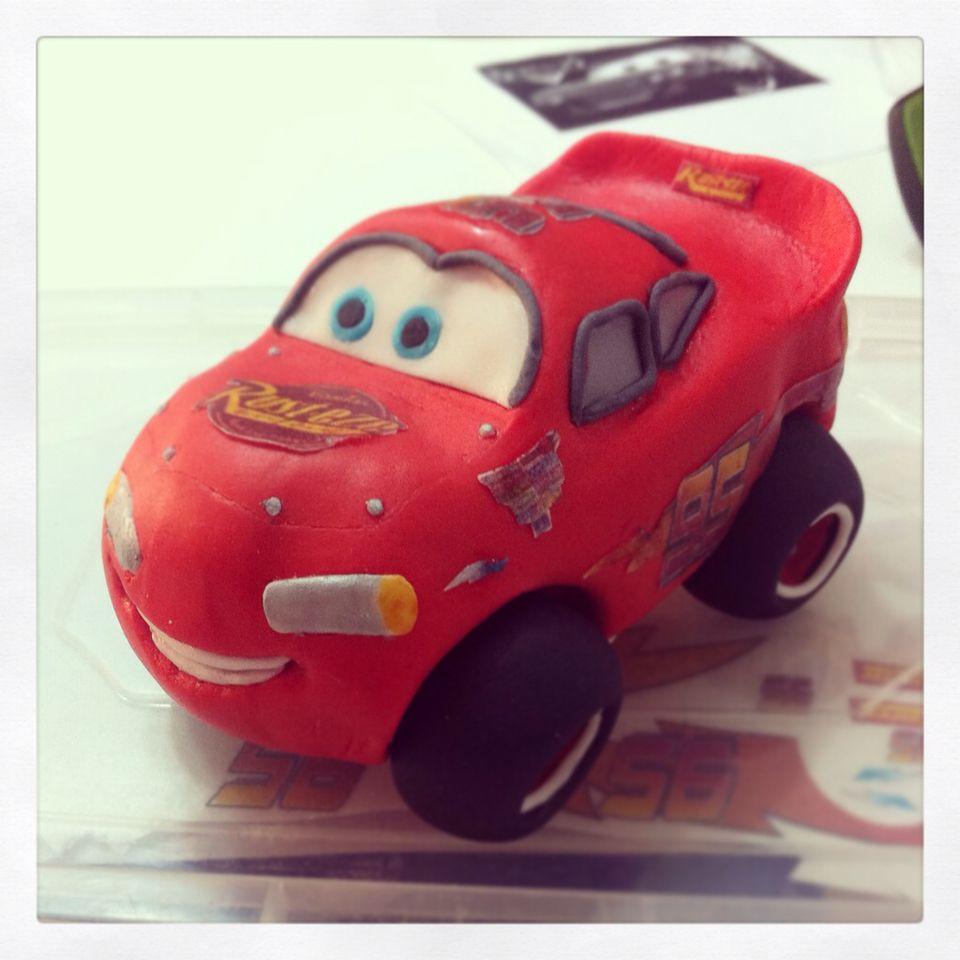 Topper Rayo McQueen de Cars